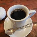 53726532 - ブレンドコーヒー(ホット) 470円 、シャンティー +250円