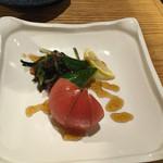 米福 - 付き出し table charge