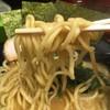 横浜家系ラーメン 代々木商店 - 料理写真:中太ちょい縮れ麵