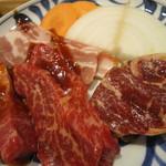 肉菜工房うしすけ - Valueランチのお肉