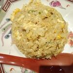 ラー麺 ずんどう屋 - ハーフチャーハン 350円