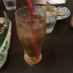 go-en - はちみつ黒酢サワー(ノンアルコール)