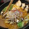 商人らーめん - 料理写真:赤とんこつ