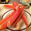 ホテル安比グランド - 料理写真:ズワイガニ