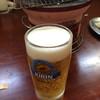 蛤亭 - ドリンク写真:2016年7月中旬  生ビール ¥600