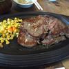 うちだ - 料理写真:サービスランチのSWビフテキ