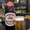 千尋 - ドリンク写真:蕎麦にはビールです、瓶ビール中瓶、税込み460円は大サービスです!