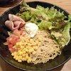 一望 - 料理写真:サラダ冷麺
