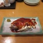 一軒め酒場 - 豚足焼(ピリ辛)