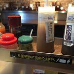 いきなりステーキ - (H28.5)調味料類