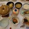 両神荘 - 料理写真:宿泊の夕食