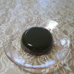 銀座あけぼの - 料理写真:濃茶本葛