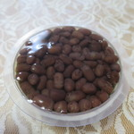 銀座あけぼの - 料理写真:濃茶本葛を裏から見た図
