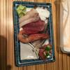 ふぶき - 料理写真:刺身3点盛り