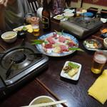 江戸政 - 2016年7月再訪