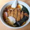 キムラヤ - 料理写真:とんかつラーメン