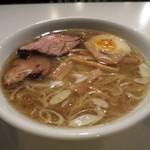 ニジイロ食堂 - 鶏そば