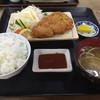 とん亭 - 料理写真:1番人気 上ロースかつ定食=780円