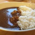 Lunch cafe & ちょい呑み まみ夢 - カレーライス
