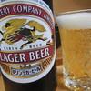 キッチン マロ - ドリンク写真:キリンラガービール中瓶