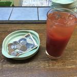 立ち呑 こひなた - トマトハイ370円