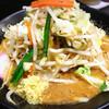 トナリ - 料理写真:味噌タンメン 850円