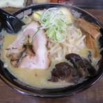 コシ屋 - 料理写真:味噌らーめん(味玉トッピング)