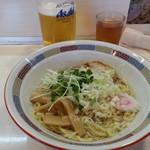 宝華 - 宝そば&生ビール2016.7.17