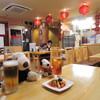 悦来閣 - 料理写真:店内は思ったより広いね。 本場中国の方がやってらっしゃるお店です。 お客さんも中国の方が多いみたいだね。