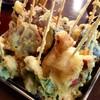 とっつぁん系おかあちゃん  - 料理写真:天ぷら