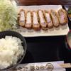 金の豚 おか田 - 料理写真:ロース