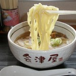 会津屋 - 麺