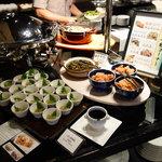 レストラン ケヤキ - 店内(朝食利用)