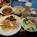 レストラン ケヤキ - 朝食ブッフェ6:00~10:00 通常1,900円