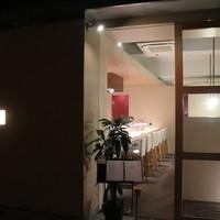 天ぷら うらかみ - 玄関入口