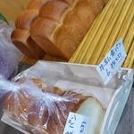珈琲牧場 - 牛乳食パン