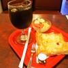 コーヒールンバ - 料理写真:モーニング④「チーズトースト」