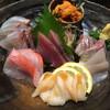 すし屋魚真 - 料理写真:刺身盛り 2人前 2500円でした。