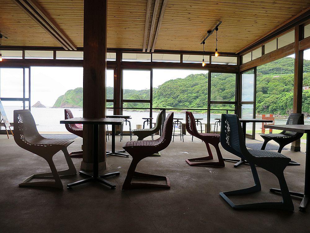 二三味珈琲 海の家