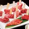 焼肉ほりたん - 料理写真:近江牛10種盛り