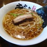 53833949 - 醤油麺(大盛り)