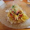 つけ麺 たつ介 - 料理写真:1日限定5食 冷やし中華 700円