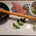 フードカフェ レガーメ - 料理写真:前菜の盛り合わせ。