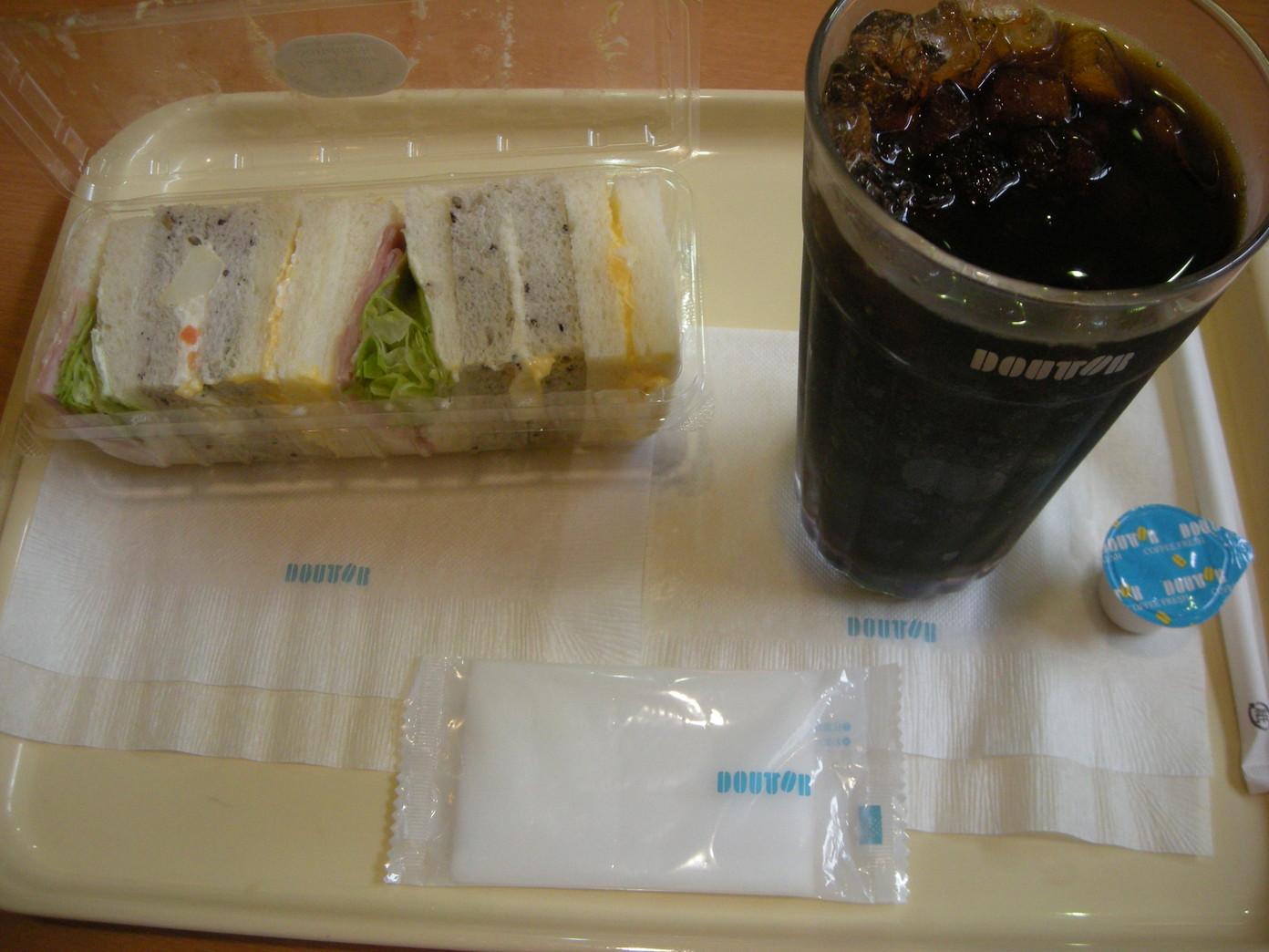 ドトールコーヒーショップ 京都医療センター店