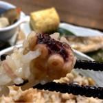 浜の香 - タコ飯〜♪