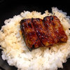 うなぎの末よし - 料理写真:うな丼の小900円