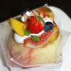 レ・ガトー - 料理写真:丸ごと桃