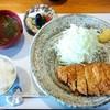 自然坊 - 料理写真:ロースかつ定食 2,700円(税込)ランチメニュー