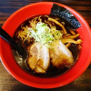 いろは - 料理写真:富山ブラック