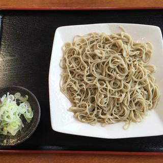 そば切りやま田 - 料理写真:もり蕎麦、670円です。